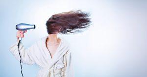 頭髮毛躁的原因