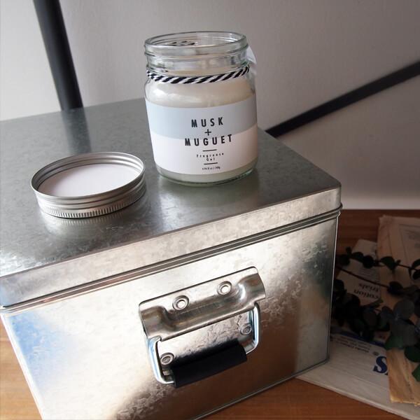 鈴蘭-香氛膏
