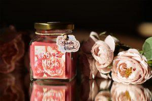 玫瑰麝香-香氛膏
