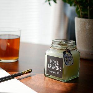 香氛膏-書桌